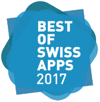 Best of Swiss Apps 2017